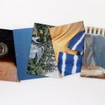 Steven Beckly Still Life 16-20, 2015 14.20 x 20.10 cm, lot of artist books Unbound, edition of 100 $50