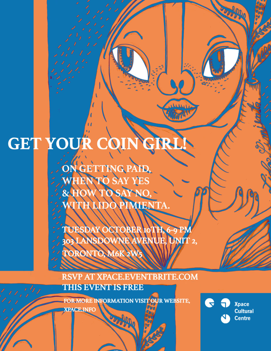 Xpace get your coin girl with lido pimienta full info ccuart Images