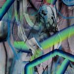 "Lauren Helena Pelc-McArthur Test Image, 2015 16x20"" acrylic and oil on canvas Unframed $200"