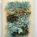 "Sam Pedicelli Excess 1 3x4"" thread on canvas Unframed $20"