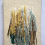 "Sam Pedicelli Excess 2 3x4"" thread on canvas Unframed $20"