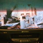 "Zoë Solomon Wreck, 2011 4x7.5"" vhs tape Edition of 6 $20"