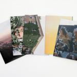 Steven Beckly Still Life 1-5, 2015 14.20 x 20.10 cm, artist books Unbound, edition of 100 $50